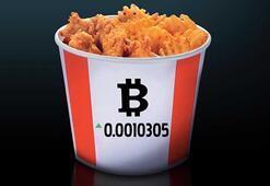 KFC, Bitcoin karşılığında ürün satacak