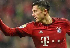 Bayer Münih Lewandowski ile anlaşmaya vardı