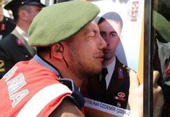 Mersin bids farewell to martyred Özdemir