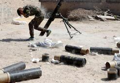 ABD, YPGye TIRlarla zırhlı araç ve silah gönderdi