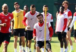 Antalyaspor, Akhisar Belediyespor maçının hazırlıklarını sürdürdü
