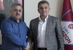 1461 Trabzon, Özkara ile sözleşme imzaladı