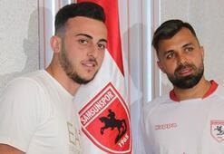 Samsunspor, Furkan Köse, Hasan Hatipoğlu ile sözleşme imzaladı