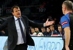 Ergin Ataman: Galatasaraya karşı oynamak kolay değildi