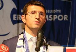 Erzurumda Dilaver Yılmaz başkan oldu