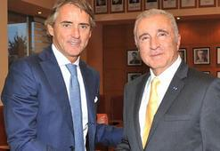 Ve Mancini resmen Galatasarayda