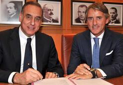 İşte Mancininin ilk sözleri...