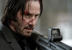 Keanu Reeves'li John Wick yeniden dönüyor