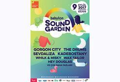 Babylon Soundgarden'da kimler var