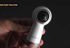 Samsung Gear 360 2017 inceleme (VİDEO)