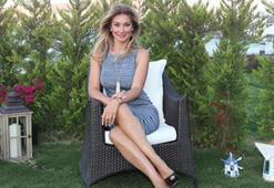 Güzel ve Başarılı iş kadını Zuhal Pirinççioğlu