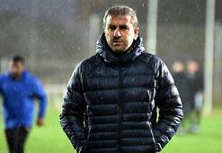Hamza Hamzaoğlu: Sahada mücadele eden bir takım bulacaksınız