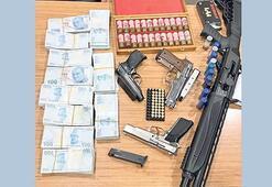11 kilo altın çalan hırsızlar tutuklandı