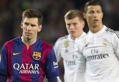 La Ligada 4,5 milyar liralık El Clasico