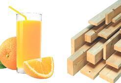 Portakal suyu ve kereste alternatif yatırım oldu