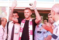 Jeremy Menez, Antalyaya geldi