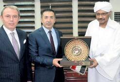 Türkiye&Sudan dostluğu ticarete de taşınacak