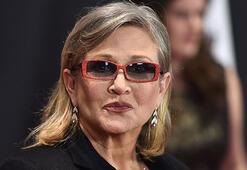 Carrie Fisherın kanında uyuşturucu bulundu
