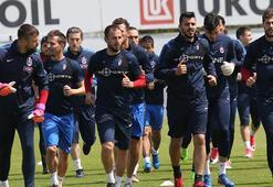 Trabzonspor'da gidecekler belirlendi