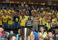 Fenerbahçede basketbolda kombine rekoru kırıldı