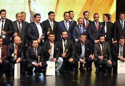 Spor AŞ Basın Teşvik ve Vefa Ödülleri sahiplerini buldu