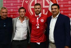 Antalyaspor'da Jeremy Menez imzaladı