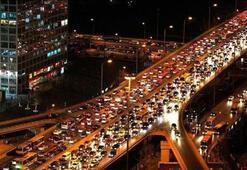 İstanbulluya trafik çilesi
