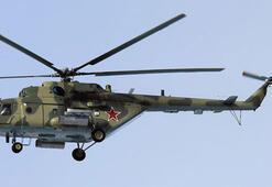 Sudanda askeri helikopter düştü: 4 ölü