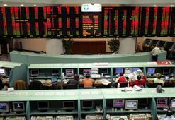 Borsa son iki yılın en yüksek aylık seviyesinde