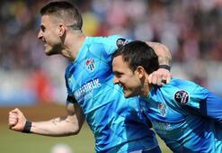 Medicana Sivasspor-Bursaspor: 1-2