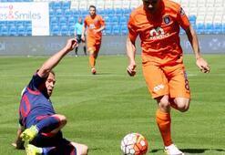 Medipol Başakşehir - Mersin İdman Yurdu maçından kareler