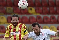 Sedat Ağçay attı, Yeni Malatyaspor kazandı