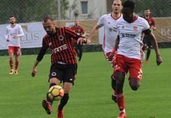 Demir Grup Sivasspor-Zhetysu: 1-1