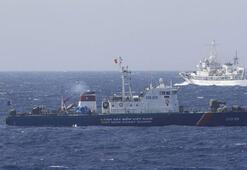 Vietnam Çin gemisine el koydu