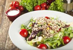 Kinoalı salata tarifi