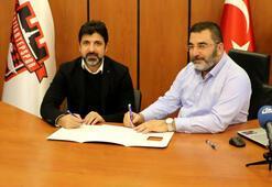 Gaziantepspor, Oktay Derelioğlu ile sözleşme imzaladı
