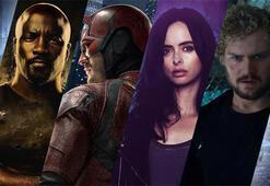 Marvel's The Defenders'ın resmi afişi paylaşıldı