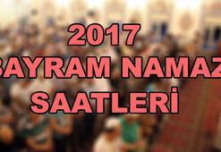 Ramazan Bayram namazı saati kaçta - İl il Bayram namaz saatleri