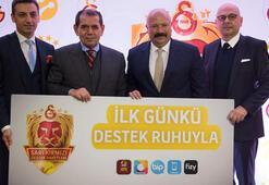 Galatasaray ile Turkcell arasında iş birliği anlaşması imzalandı