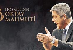 Oktay Mahmuti Galatasaray Odeabankta