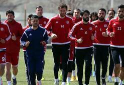 Medicana Sivassporda Gaziantepspor mesaisi başladı