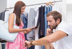 Erkekler eşiyle alışverişe çıkmak istemiyor