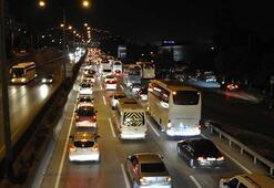 İstanbuldan kaçış sürüyor