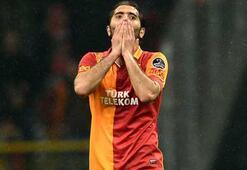 Galatasaraylı yıldız sakatlıkla boğuşuyor