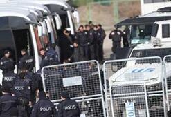 Antalyaspor-G.Saray maçına bin 350 güvenlik görevlisi