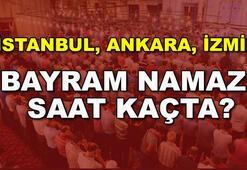 İstanbul, Ankara, İzmir Ramazan Bayramı namazı saat kaçta (Bayram namazı saatleri 2017)
