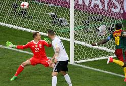 Almanya-Kamerun: 3-1