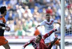 Montpellier, Lyonu ezdi geçti: 5-1