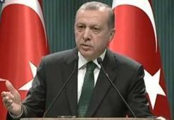 Erdoğan Beştepede avukatlara konuştu