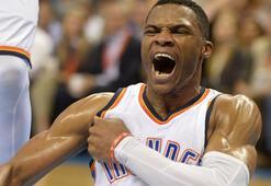 NBAin en değerli oyuncusu Westbrook seçildi